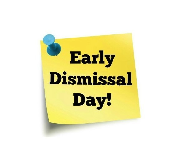 Early Dismissal Clip art