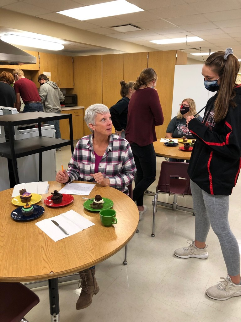 Cupcake Competition Oct. 2020