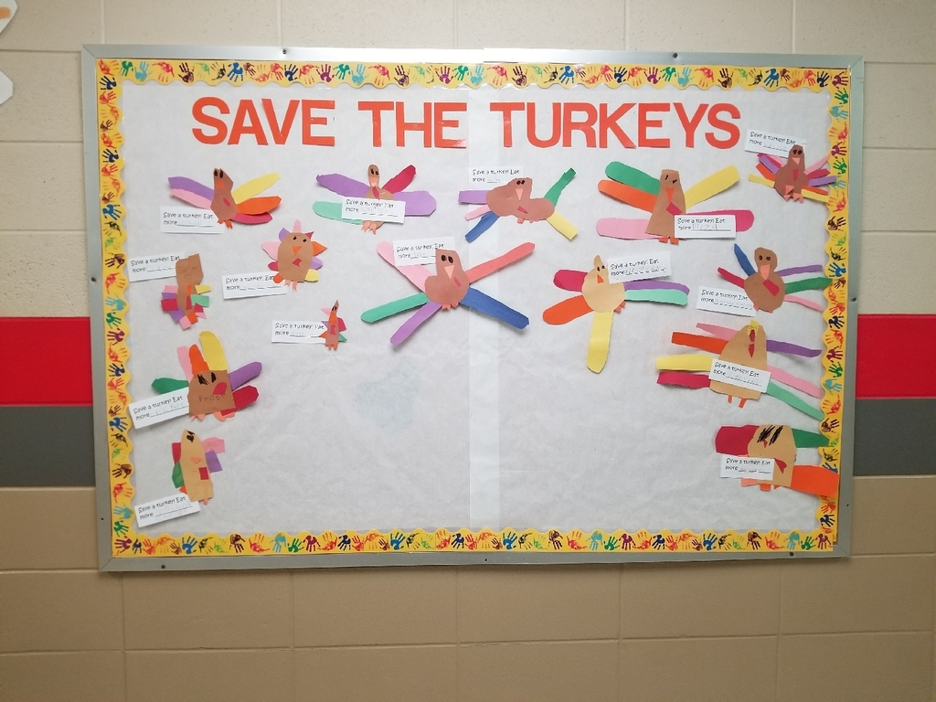 Kindergarten turkeys 2020