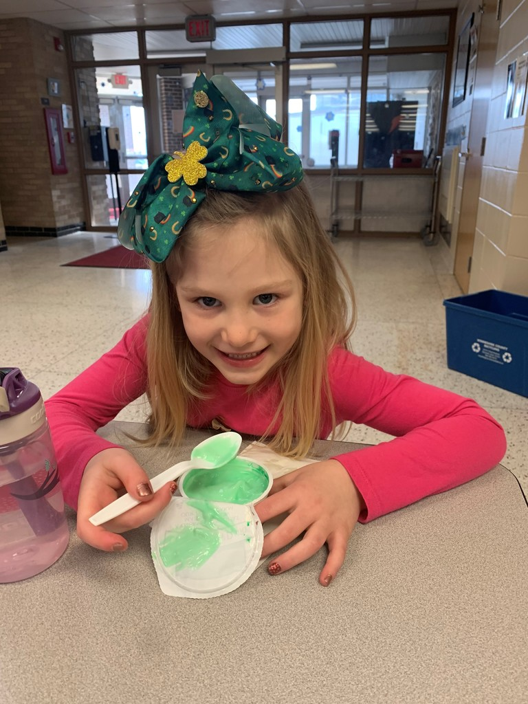 St. Pat's shenanigans - PreK March 2021