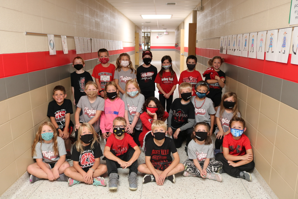 Homecoming Spirit Day 2020 2nd grade